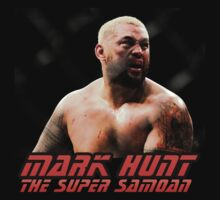 Mark Hunt MMA - The Super Samoan by OnlyTheBest
