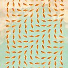 pattern gold fish 01 by vinpez