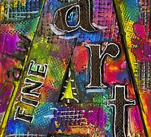alwfineART - iPad Cover by © Angela L Walker