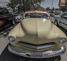 50 Mercury by Richard Thelen