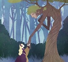 Princess & The Poplar by Krista Schmidt