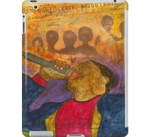 The Soul Singer - iPad Cover iPad Case/Skin