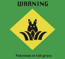Pokemon in Tall Grass by plantmasta89