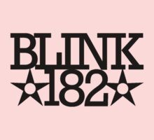 Blink 182 Classic Design 1 (Black) by RWHTL