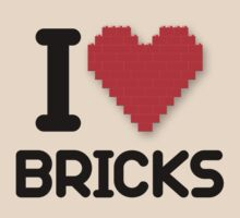 I love Bricks No.2 by hardwear