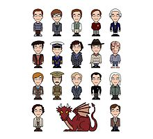 A Field Guide to the Common Cumberbatch (iPad case) by redscharlach