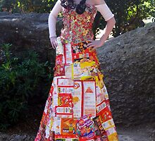 Barcelona recycled Fashion by Franglais