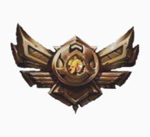 Bronze League of Legends by Mykalz