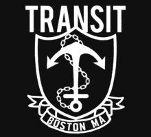 Transit plain logo  by sjgergolas
