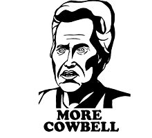 More Cowbell by Adam Campbell