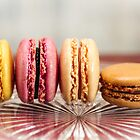 French Macaroons by Elizabeth Thomas