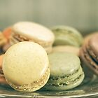 French Macaroon by Elizabeth Thomas