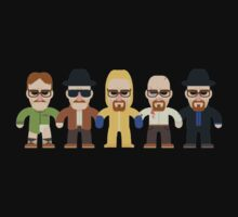 Evolution of Walter White by rstats22