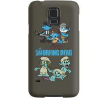 The Smurfing Dead Samsung Galaxy Case/Skin