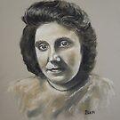 Thelma (Nanny) by Dianne  Ilka