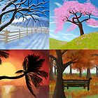 4 Seasons by AdrianaC