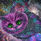 cheshire galaxy by absolemstudio