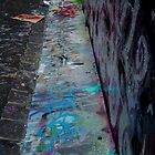 Hosier Lane by Leonie Morris