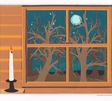 """Winter Vigil"" by Keith Miller"