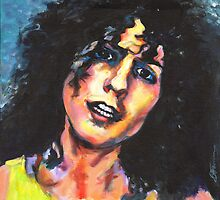 T. Rex Marc Bolan. Cosmic Dancer by ArtspaceTF