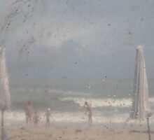 Rainy Beach Day * by DAdeSimone