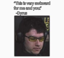 Dyrus by MessyTable
