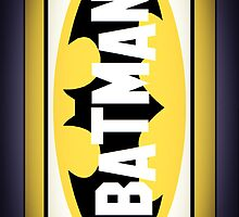 Batman phone case by ImAvarice