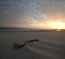 Sunrise, Kirra Beach, Queensland, Australia 2008 by muz2142