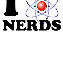I Heart Nerds by kwg2200