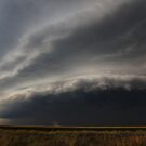 Cecil Plains Gust Front by Anthony Cornelius