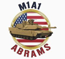 M1A1 Abrams  by Mil Merchant