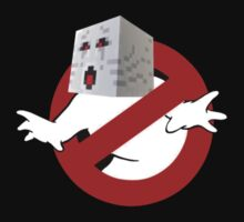 GhostBusters MineCraft by pireX