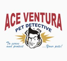 Ace Ventura by Thomas Jarry