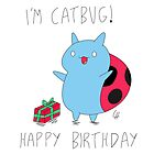 A Catbug Birthday by Louise Harrington