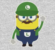 Luigi Minion Version  by Mr. Freeze