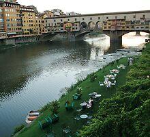 Ponte Vecchio by donberry
