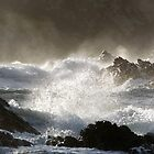Stormy seas by Johindes