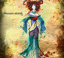 The Ram  Aries by prossta