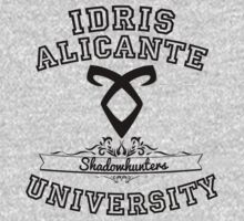 IDRIS UNIVERSITY. Shadowhunters - Mortal Instruments by LovelyOwls