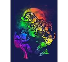 Space Disco Photographic Print