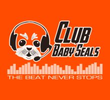 "Club, ""Baby Seals"" by noelgreen"