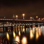 Craigavon Bridge, Derry by Adrian McGlynn