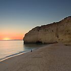 July calendar Algarve by A3Art