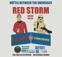 Trek Wars: RED STORM by Everwind