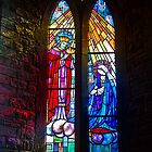 Ireland. Adare. Church. Light. by vadim19