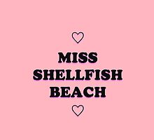 Miss Shellfish Beach by targaryens
