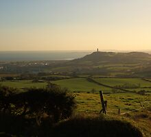 View From Cairngaver by Adrian McGlynn