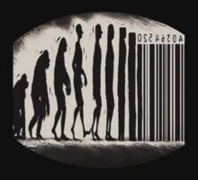 Barcode nowadays by Chaotic Art