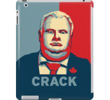 Rob Ford - CRACK iPad Case/Skin