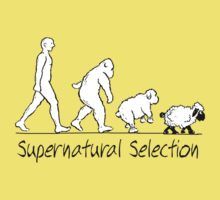 Supernatural Selection (Light Shirt) by atheistcards